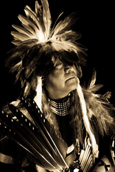Eagle Feather Regalia