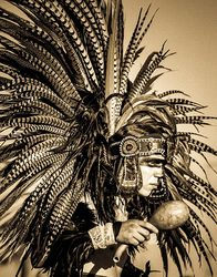 Aztec Headdress