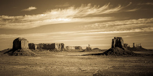 Monument Valley Vista, Fine Art Photographic Print