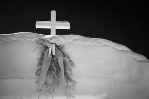 Pueblo Cross, Infra-Red Series
