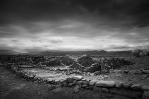 New Mexico Landscape, Infra-Red Series