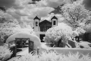 Holy Sanctuary Chimayo, Infra-red
